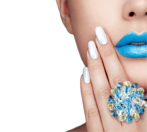 beauty-girl-face-close-up-with-blue-lips-P8AL6ZR