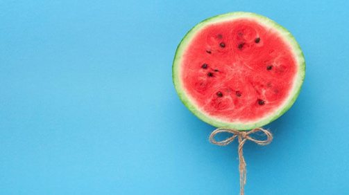 watermelon-balloon-on-blue-background-creative-57PNH8Q (3)