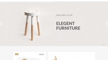 Hurst - eCommerce Furniture Template
