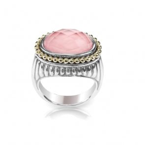 rose-quartz-silver-and-gold-ring-4DSMLPV