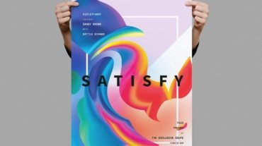 Satisfy-Poster