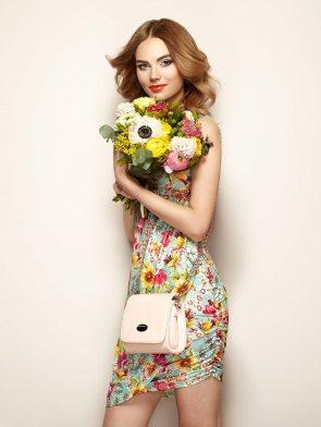 woman-in-elegant-floral-dress-PMGVJKF