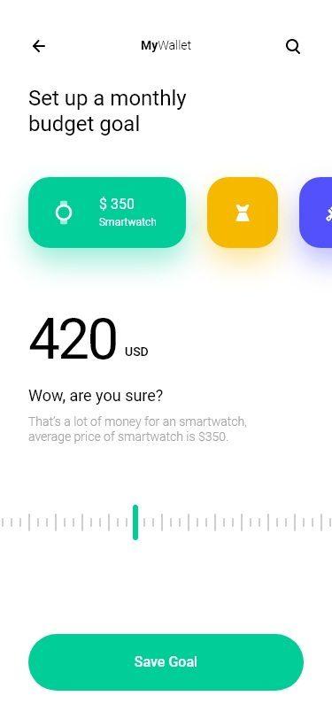 My Wallet App - 5