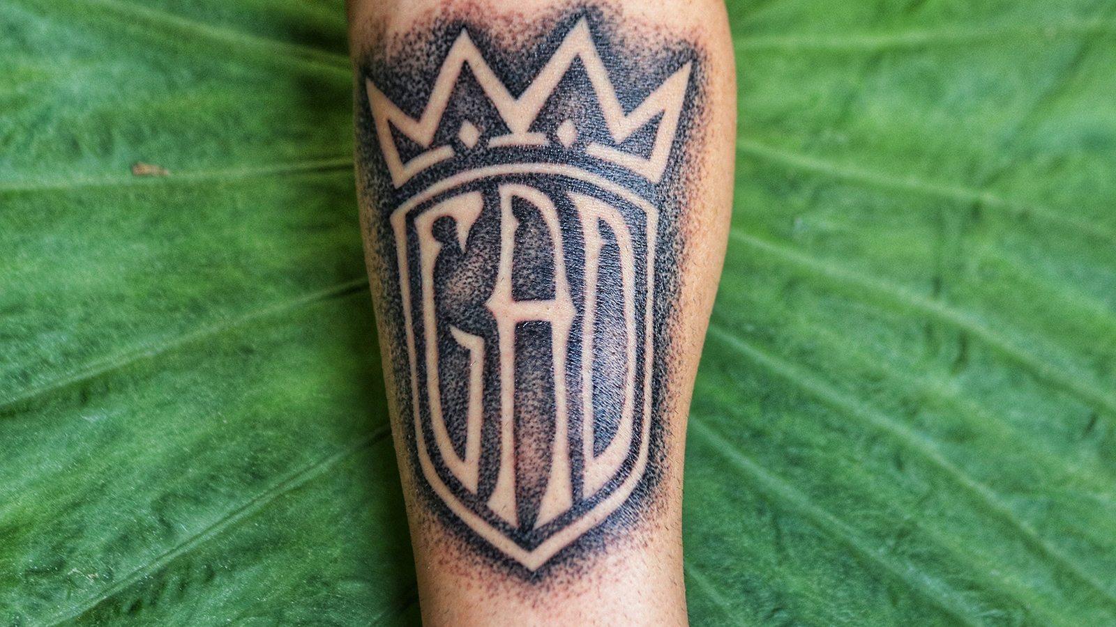 Tattoo Artist Bill Salmon Phlox Tattoo
